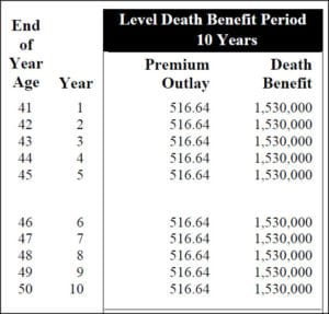 Term Life Insurance Coverage