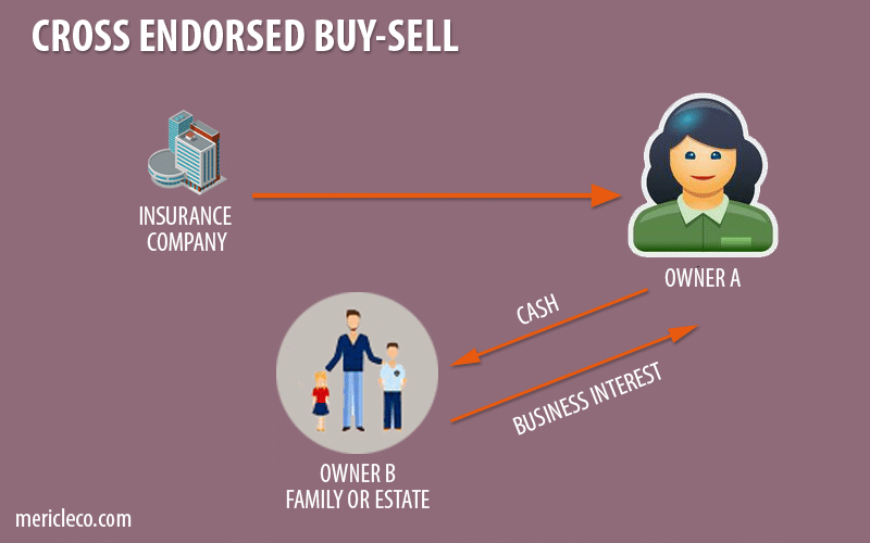 Cross Endorsed Buy Sell Agreement Insurance